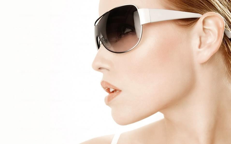 Тип лица и солнечные очки