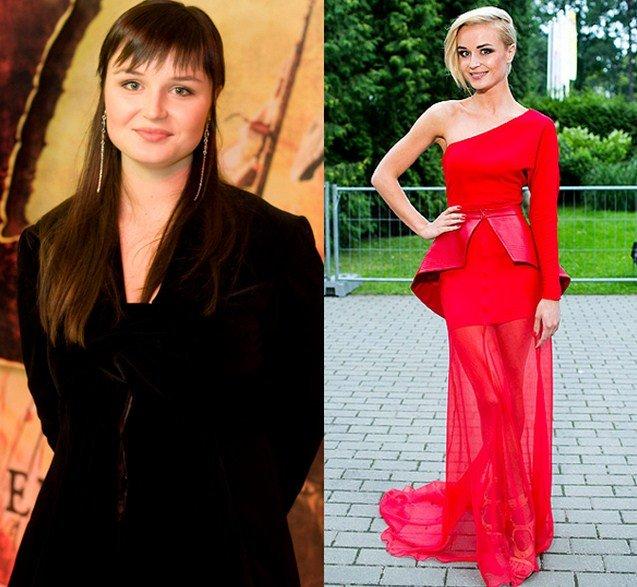 Полина Гагарина - похудение после родов