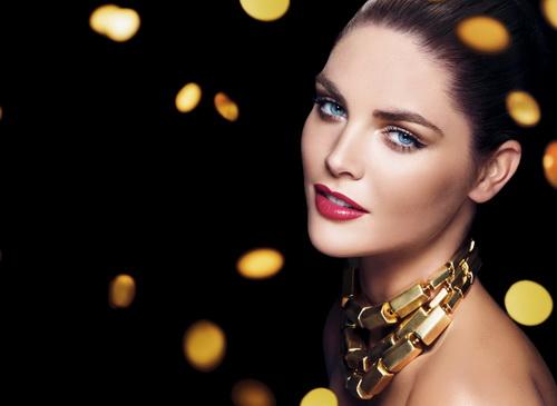 Идеальный макияж для встречи Нового года