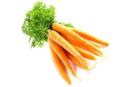 Самые полезные продукты для женского здоровья - морковь