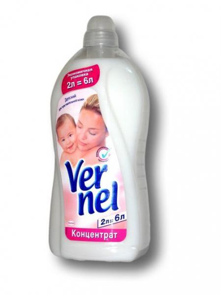 Лучшие детские кондиционеры-ополаскиватели для белья - Vernel