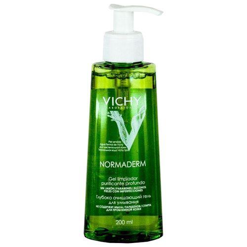 """Очищающий гель для умывания VICHY: """"Normaderm"""""""