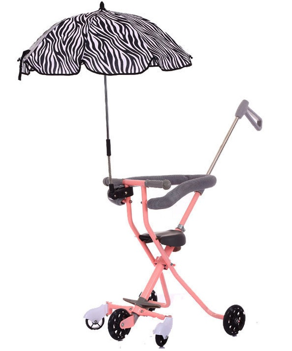 Small Size Steel Stroller Eary Carry Baby Stroller