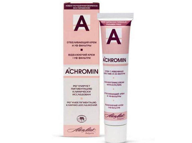 Крем «Ахромин»