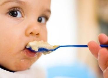 Прикормка малыша