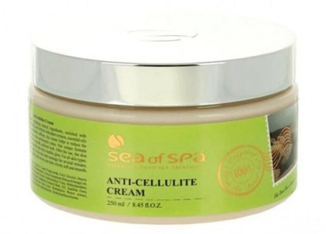 Anti-cellulite cream of Sea of SPA