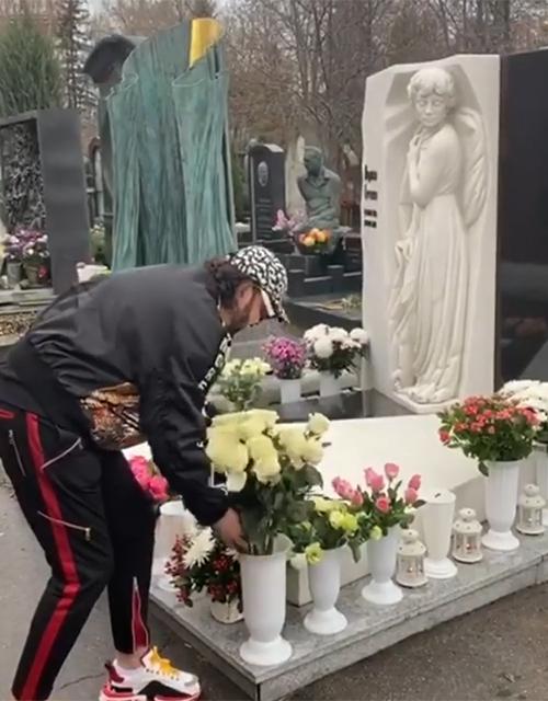 Киркоров отдал дань памяти Гурченко