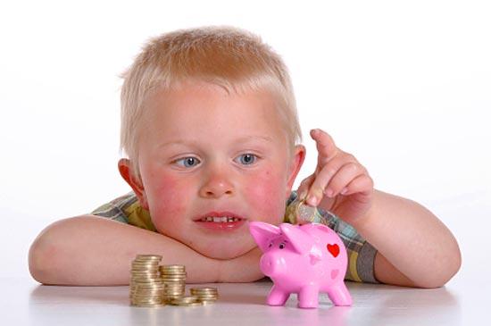 Нужно лди детям давать деньги?