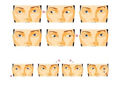 Гимнастика для глаз Аветисова
