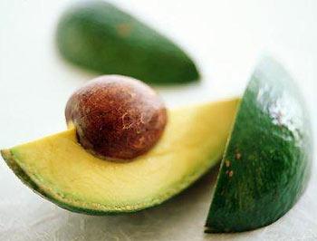 Самые полезные продукты для женского здоровья - авокадо