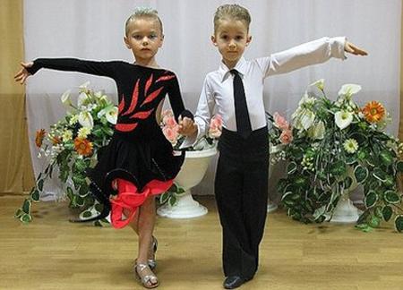 Спортивные танцы для мальчиков 4 лет
