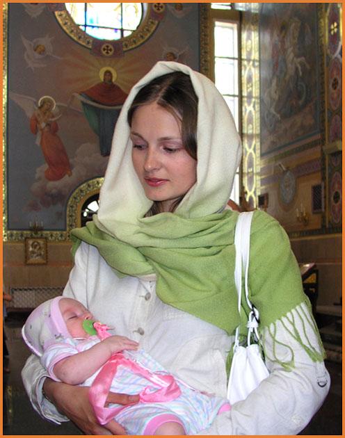 Что должна делать крестная
