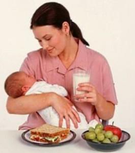Советы педиатров по повышению лактации - правильное питание кормящей мамы