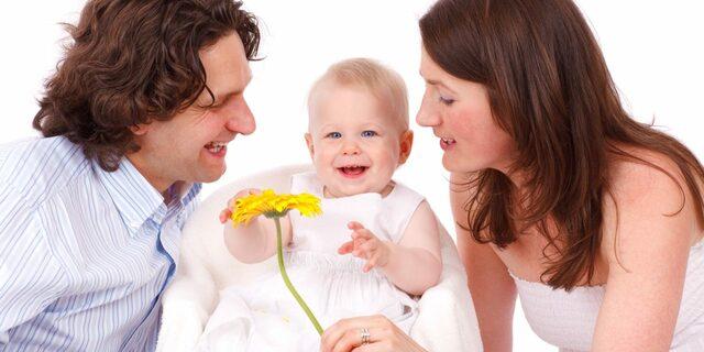 Дети должны расти здоровыми и счастливыми