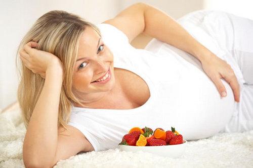 Самые полезные продукты во время беременности