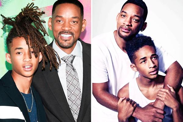 сын уилла похож на отца