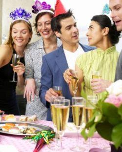 Интересные конкурсы для нескучной компании в Новый год