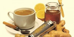 Чай из имбиря для похудения