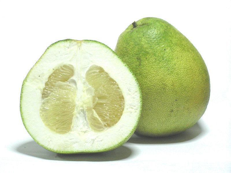 Полезные фрукты при беременности - помело