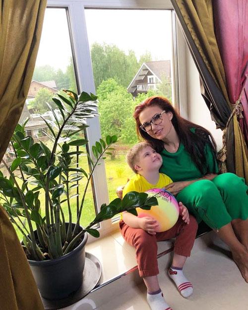 Эвелина Бледанс и Семен