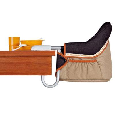 Подвесной детский стульчик для кормления