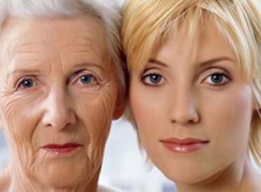 Мелкоморщинистый тип старения