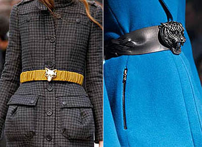 Какие аксессуары в моде зимой 2013