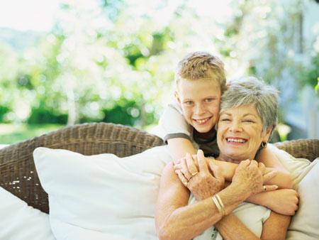 Как стать идеальной бабушкой для внуков