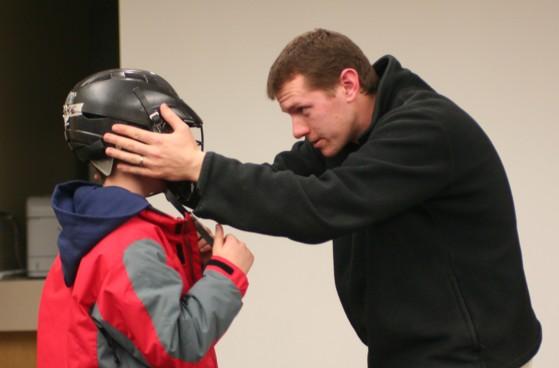 Зимние травмы у детей – первая помощь