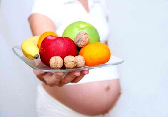 Питайтесь правильно еще с момента планирования ребенка!
