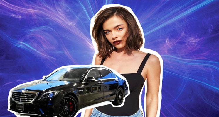 темникова и автомобиль
