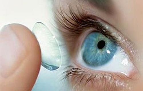 Показания для контактных линз