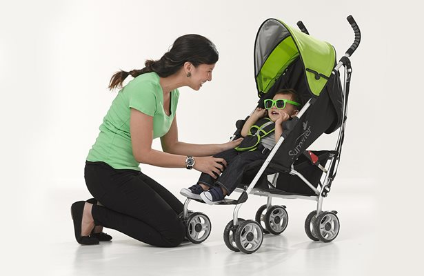 Summer Infant - 3D lite Convenience Stroller