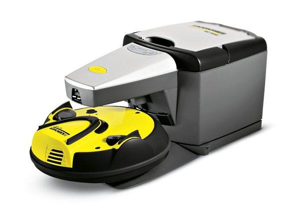 Робот-пылесос Karcher Robocleaner 3000