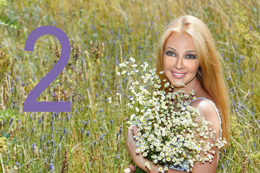 Лера Кудрявцева прически 3