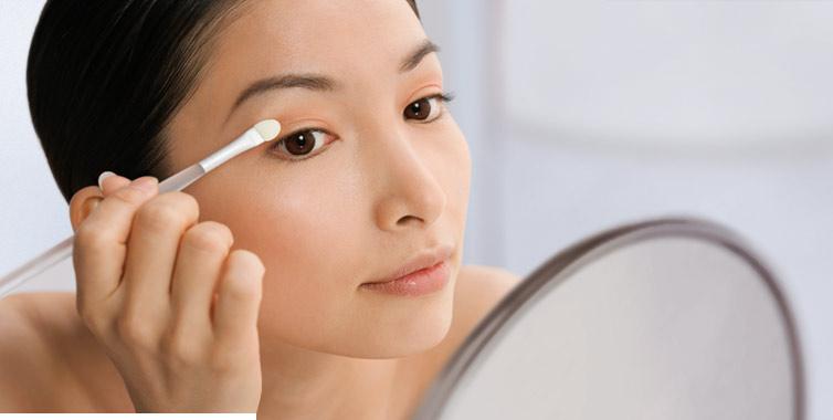Как правильно делать базу под макияж