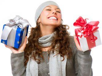 Подарки для женщин на 2019 Новый год