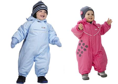 Как правильно одевать ребенка зимой дома и на улицу