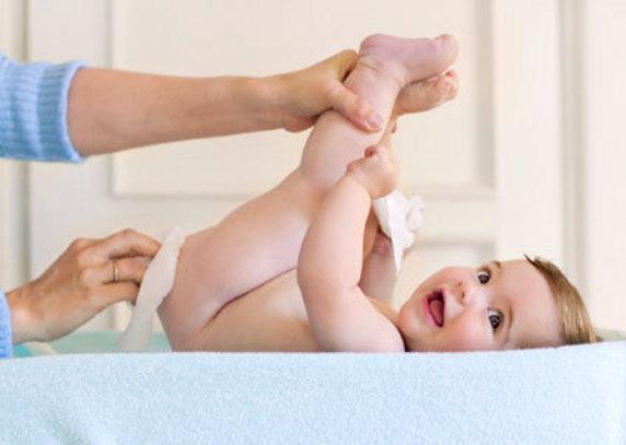 Как пользоваться присыпкой для новорожденных