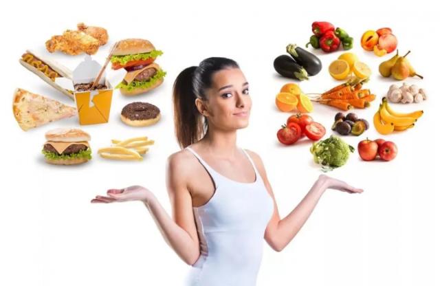 Отказаться от вредных перекусов