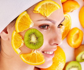 Пилинг фруктовыми кислотами дома