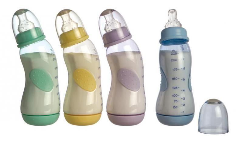 Бутылочки для кормления Nuby