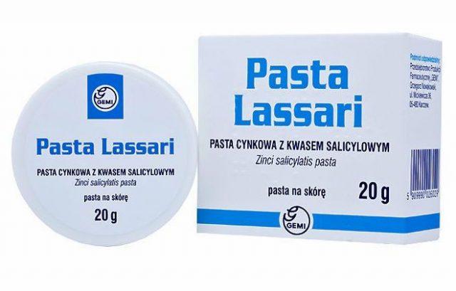 Паста «Лассар»