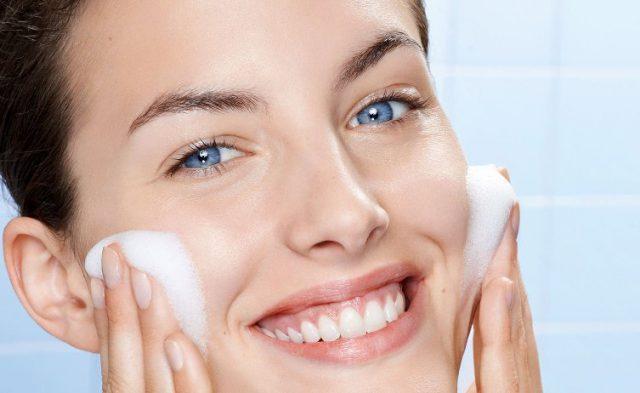 Подготовка кожи лица