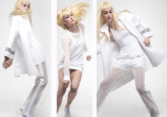 Белый для блондинок
