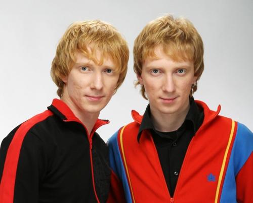 Братья Грим - Борис и Константин Бурдаевы